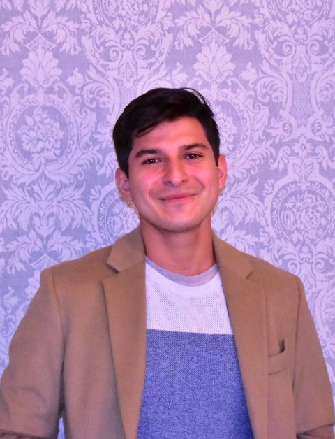 Christian Flores CC'22 | 2021-2022 CC Rose Research Ambassador