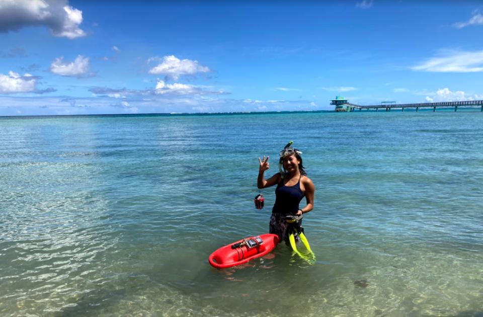 Alexandria Malilay CC23 - Guam Research 2021