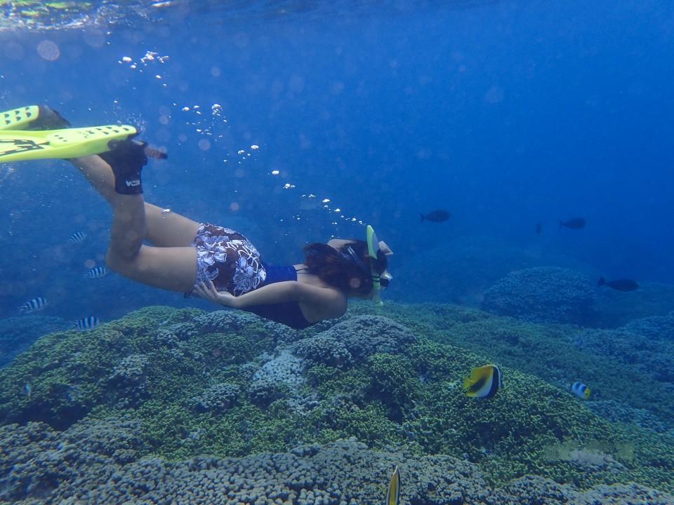 """Alexandria """"Ally"""" Malilay CC'23 - Under the Sea"""